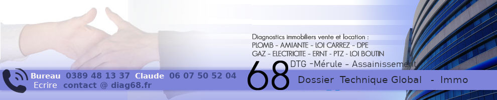 Diagnostic Immobilier Bolwiller